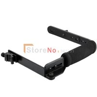 Wholesale universal flash bracket - Flash Bracket Grip Camera Flash Arm Holder stand 635 shade bracket For DSLR camera free shipping