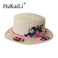 20f39283b8cfa sombreros de importación al por mayor-Panamá importó lino fino. Aleros  cortos de techo