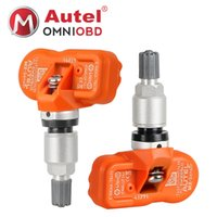 Wholesale maxitpms autel - Autel Mx-Sensor 433MHZ M Universal Programmer TPMS Tire Pressure Sensor MaxiTPMS 433 MHZ PROGRAMMABLE UNIVERSAL MX SENSOR