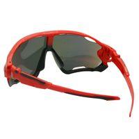 08f79158da Nuevo estilo de gafas de deporte al aire libre de montar en bicicleta de la  motocicleta ciclismo gafas hombres mujeres gafas de sol de moda envío gratis