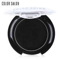 Wholesale Beauty Salon Wear - Color Salon Professional Eyeliner Cream Long-Wear Black Waterproof Makeup Eye Cosmetic Beauty Eye Liner Natural Make Up