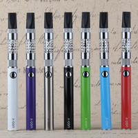 Wholesale charger multi plug online – Hot sell UGO V Kit UGO V Vape Starter Kits Box Mods mAh Battery Vaporizer Electronic Cigarettes With USB Charger Plug Gift Box