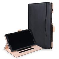 скины huawei mediapad оптовых-Чехол для Huawei Mediapad M5 8.4 SHT-AL09 SHT-W09 Smart Stay Подставка для планшета Защитная основа Кожа с ручным