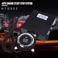 Wholesale Control Car Engine - Car Vehicle Engine Start Stop System Universal Remote Control Alarm Security Device with High-temperature Protection