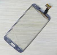 ingrosso telefono capacitivo della porcellana dello schermo di tocco-display touch screen esterno Schermo capacitivo Pannello di vetro MET-A205-V1 per la Cina MTK android phone S5 I9600