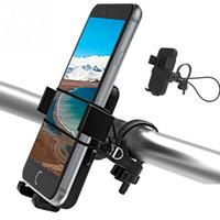 xiaomi telefonzubehör großhandel-Hohe Qualität Universal Bike Zubehör Durable Fahrrad-Telefon-Halter für iPhone / Samsung / Huawei / Xiaomi / HTC