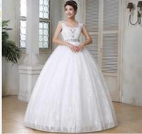 venta de vestidos de boda de maternidad al por mayor-Por encargo caliente venta 2018 Newwhite princesa maternidad vestido de novia para embarazadas de cintura alta vestidos de novia de gran tamaño puede ser