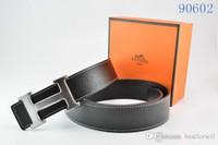 Nouvelles ceintures hommes marque designer h boucle ceinture hommes de mode  en cuir taille ceinture affaires ceintures de luxe pour hommes or argent  vente ... 2008508dced
