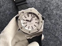 Wholesale Top Brand Divers Watches - Fashion Brand Luxury Wristwatch 42mm SS Watch Diver, ST.OO.A002CA.01 Mechanical Mens Watches Men's Watch Top Quality