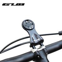 удлинитель руля оптовых-GUB углеродного волокна велосипед компьютерное крепление велосипед стволовых Extender руль Факел держатель Велоспорт Крепление камеры для Garmin Bryton 16g