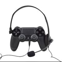 jeu vidéo ps4 achat en gros de-1 pc Sur-oreille filaire écouteurs casque de jeu casque pour pc jeu vidéo joueur Pour Playstation PS4 Avec VOL gros chaud nouveau