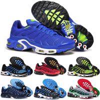 кроссовки торты оптовых-Новый горячий продавать мода кроссовки мужчины TN обувь продать как горячие пирожки мода увеличение вентиляции Повседневная обувь размер eur 40-46