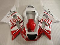 Wholesale yzf r6 fiat - NEW ABS fairing kits For YAMAHA R6 1998 1999 2000 2001 2002 YZF R6 98-02 red Fiat fairings