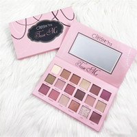 Wholesale usa dhl - Beauty Creations Tease Me Eyeshadow Palette 18 colors Authentic & USA SELLER NEW Rose Gold Beauty Creations eyeshadow DHL free shipping