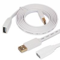 câmera de vídeo espião da noite venda por atacado-Cabo de Extensão USB 2.0 USB 3.0 Cabo Adaptador de Cabo Macho para fêmea PS4 Xbox Computador Teclado Inteligente TV