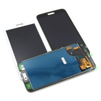 Wholesale Galaxy Screen Assembly - AAA Quality For Samsung S5 LCD G900F Display LCD Screen Touch Digitizer Assembly Compatible for Samsung Galaxy S5 G900 G900F LCD