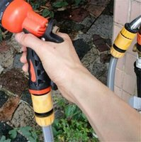 Wholesale watering hoses for sale - Group buy New Patio Fast Coupling Adapter Drip Tape Irrigation Hose Connector With quot quot barbed Garden Water Connector Irrigation Tool Kit