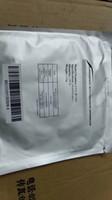 gel-pad-pakete großhandel-100 teile / paket DHL FREI Antifrost Membran Film Gel Pad Fett Cryo Kühlung Gewichtsverlust Papier