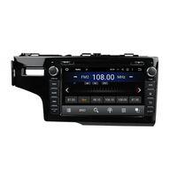 prix du chargeur bluetooth achat en gros de-Prix usine 8 pouces 2 Go de RAM Octa-core Andriod 6.0 Lecteur DVD de voiture pour Honda Fit 2014 avec GPS, commande au volant, Bluetooth, Radio