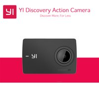 ingrosso fotocamera yi-Versione internazionale Yi Discovery Action Camera Interpolata 4K 20 fps 8MP 16MP WIFI 1080 P 60 fps Impermeabile Yi Sport Camera