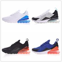 Wholesale cut stones - Hot High Quality 270 Men Women Cushion Running Shoes Dusty Cactus White Black Red Sepia Stone Sneakers