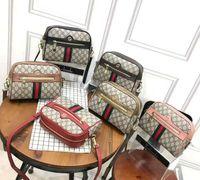 Wholesale Pretty Red Dresses - New Fashion Bags women's Shoulder bag Leather handbag 2018 Italy G brand Ladies pretty bag