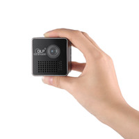 Wholesale Home Theatre Projectors Led - UNIC P1+ WIFI Wireless Mobile Projector Mini Handheld Home Theatre Portable Projectors For Android IOS OS video led proyector