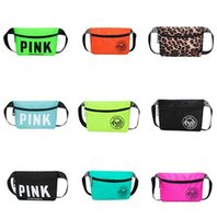 Wholesale Travel Pillow Free Shipping - Handbags Bags Pink Beach Waist Bag Women Purses Secret Good quality Quality Travel Bags Best Gifts 11 styles DHL Free Shipping