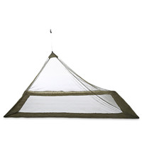 Wholesale canopies for beds for sale - Outdoor Compact Lightweight Tent Mosquito Net Canopy for Single Camping Bed