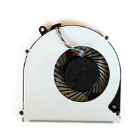 hp dizüstü bilgisayar cpu fanı toptan satış-HP 340G1 340G2 350G1 350 G1 350G2 Cpu Soğutucu Fanlar 746657-001 için Yeni Laptop CPU Soğutma Fanı