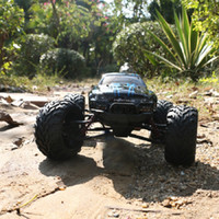 Wholesale Rc Scale Truck - High Quality RC Car 9115 2.4G 1:12 1 12 Scale Racing Cars Car Supersonic Monster Truck Off-Road Vehicle Buggy Electronic Toy