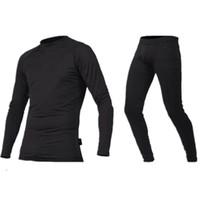 siyah motosiklet yarış giysisi toptan satış-Siyah 20170 Yarış Klasik Motocross Suit motosiklet forması moto giyim kazak seti Bölünmüş fanila setleri