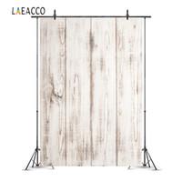 Wholesale portrait painting backgrounds - Laeacco Wooden Board Plank Texture Portrait Photography Backgrounds Customized Photographic Backdrops For Photo Studio