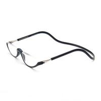 ingrosso occhiali da lettura appesi-Occhiali da lettura magnetici unisex Uomini e donne Collo appeso regolabile Occhiale da lettura magnetico Occhiali da lettura Moda occhiali