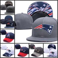 Wholesale Baseball Cap Bowls - 2018 Top HOT ENGLAND Snapbacks Caps Team sports PATRIOTS Women Men Adjustable Baseball Caps hip hop Hat Snap back