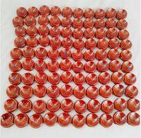 шаровые опоры оптовых-100шт новый жесткий дерево созданный стенд для кластера Глобус шар мяч яйцо образца