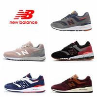 Wholesale unique white - new balance shoes woman  M997DSLR mens Sneakers Running Shoes Sneakers Retro Shoes Unique size 36-44