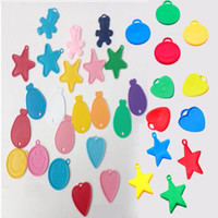 Wholesale Balloon weights Birthday Party Supplies Wedding Decoration Helium Balloon Partner Color Mixed