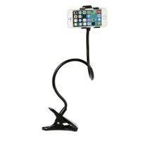 mobil selfie duruyor toptan satış-Selfie Monopod Tripod Cradle Standı Klip Esnek Cep Telefonu Kamera Tutucu