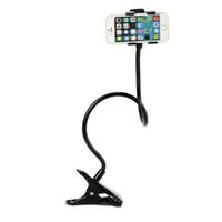 trípode de cuna al por mayor-Soporte para cámara móvil flexible del soporte del teléfono móvil del soporte del trípode de Selfie Monopod Trípode