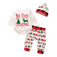 ad5da6c67 Wholesale baby first christmas outfit newborn for sale - Group buy Newborn  Baby Christmas Outfits Sets