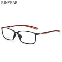 Wholesale myopia glasses male eyeglasses frame for sale - BINYEAE Brand Carbon Fiber Male Frame armacao oculos de grau Eye Glasses Quality Frames Female Eyeglasses Frame for Myopia Glass