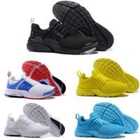 Wholesale outdoor sports socks - New zapatos running shoes presto ultra run triple black white yellow Sock dart Cheap Women Mens Sneakers socks casual shoe Sports sneaker
