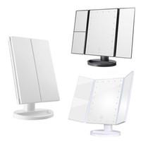 противостоять зеркалам оптовых-Составляют зеркало водить косметическое складывая зеркало с основанием стойки зеркало состава экрана касания вращения 180 градусов