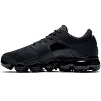 Wholesale steam green - New Vapormax CS Black Coms V Men s Casual Shoes New Running Shoes Women s Runner Steam Trainer Trainer Racing Men s Shoes