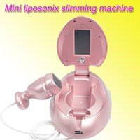 Wholesale intelligent shapes online - Ultrasound Liposonix Slimming Machine weight loss professional intelligent machine Fat reducing Fat Removal Body Shaping Beauty Equipment