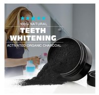 Wholesale whitening powders for sale - Group buy 2018 Daily Use Teeth Whitening Scaling Powder Oral Hygiene Cleaning Packing Premium Activated Bamboo Charcoal Powder Teeth white