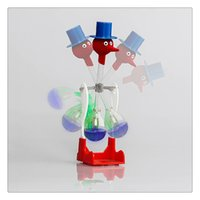 Wholesale stop toys for sale - Creative Non Stop Liquid Drinking Glass Lucky Bird Funny Duck Drink Water Desk Toy Perpetual Motion High Quality Random Color