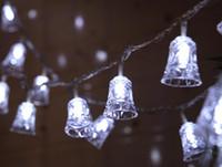 ingrosso stelle bianche decorazioni di natale-New Warm White Colore led line star Star Fiocco di neve con batteria per Natale Halloween Wedding Party Decoration