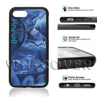 879b50cb95 Harry Potter and the Order of Phoenix Phone Case the Deathly Hallows Patron  saint Movie For iPhone iX i8 i8Plus i7 i7+ i6 i6s SE T6 Cover